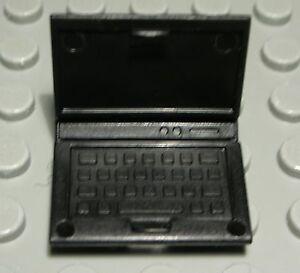 Lego-Figur-Zubehoer-Laptop-Schwarz-908