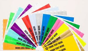 image relating to Printable Tyvek Wristbands known as Information and facts in excess of 1\