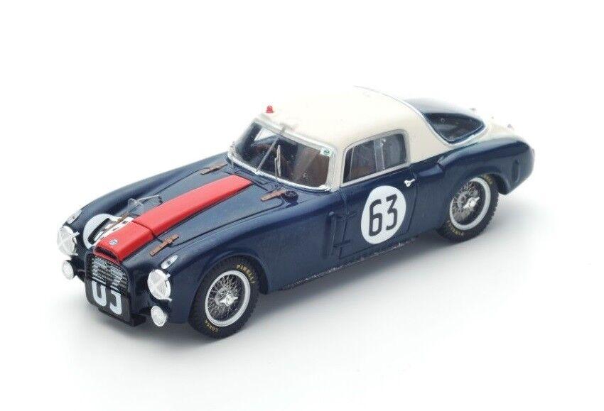 Lancia D20 C  63 Gonzalez-Biondetti  Le Mans  1953 (Spark 1 43   S4720)