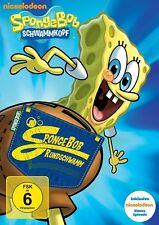 SPONGEBOB SCHWAMMKOPF: V18 RUNDSCHWAMM   DVD NEU