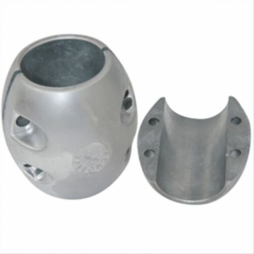"X9  Shaft Aluminum Anode 2/"" Military Grade Aluminum New Dealer Direct"