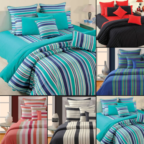 100/% Cotton Twin Queen King Size Decorative Duvet Cover With Pillow Cover-1601