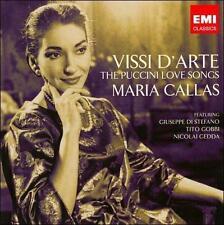 Puccini: Vissi d'Arte (2 CDs), New Music