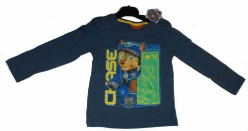 Paw Patrol Pullover Pulli Junge T-Shirt Langarmshirt Child  Boy Sweater
