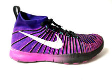 78e9cd5c02c1 item 5 Nike Free TR Force Flyknit Purple Black White Training 833275 451  Size 12 - Nike Free TR Force Flyknit Purple Black White Training 833275 451  Size 12