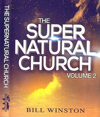 The Supernatural Church - Volume 2 - Bill Winston - 4 CD Teaching