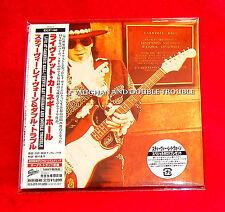 Stevie Ray Vaughan Live At Carnegie Hall JAPAN MINI LP CD EICP-1180