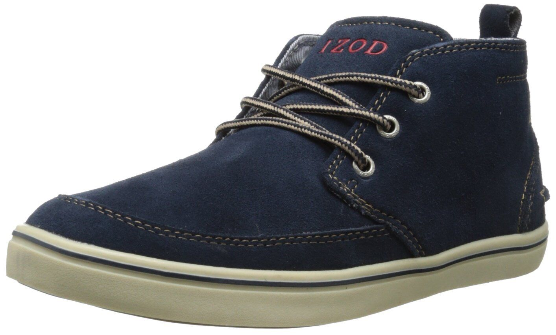 IZOD Men's Philip-1 Fashion Sneaker Navy 13 M US