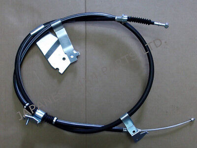 Rodeo Pick Up 2.5TD//3.0TD Rear Hand Parking Brake Cable L//H 2003+ Isuzu D-Max