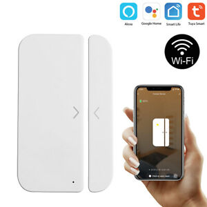 Tuya-Door-Window-Detector-WiFi-APP-Remote-Control-Security-Alarm-Sensor