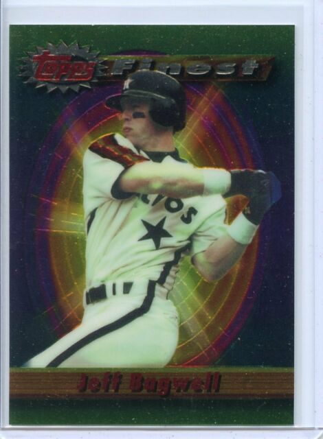 Jeff Bagwell - 1994 Topps Finest - Card  212