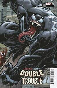 Spider-Man-Venom-Double-Trouble-1-Connecting-Marvel-comic-1st-Print-2019-NM