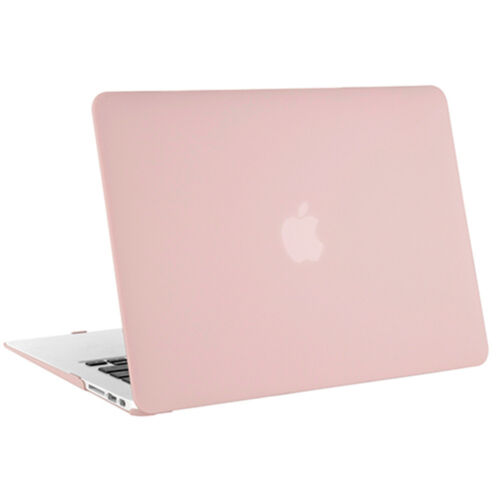 "Laptop Lid Rubberized Case Keyboard Cover for Macbook Air Pro 11/""13/""15/"" Retina"
