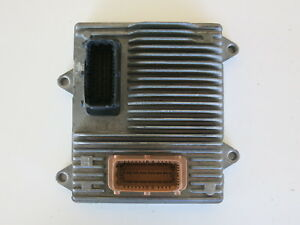 2007 07 OPTRA RENO FORENZA  COMPUTER BRAIN ENGINE CONTROL ECU ECM MODULE EBX