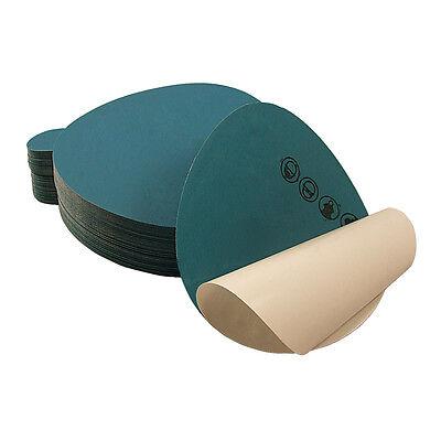 "6"" 50 Pack 1200 Grit Stick on PSA Sanding Discs - Autobody"