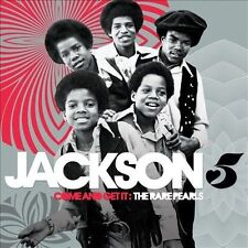Come and Get It: The Rare Pearls by The Jackson 5 CD, 2 Discs, Motown BRAND NEW!