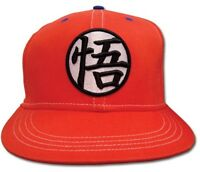 Dragonball Z Goku Symbol Dbz Anime Licensed Snapback Cap Baseball Hat on sale