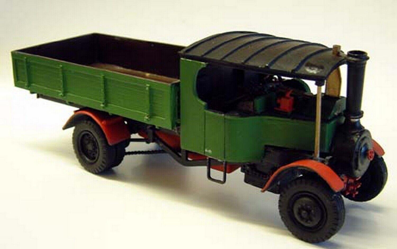 Foden C Typ Dampf Waggon O Maßstab 1 43 Unlackiert Model Set M14 Langley Models