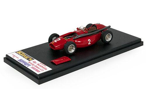Kings Modèles 1 43 1958 FERRARI 555  2 Grand Prix d'Australie Arnold verre