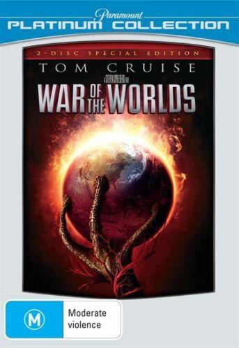 1 of 1 - War of the Worlds (Platinum edition 2 DVD) (PAL Format DVD Region 4)