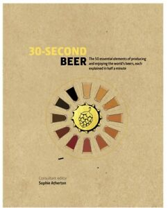 30-Second-Beer-Sophie-Atherton-essential-beer-book-Individually-signed