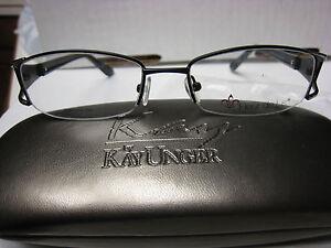 FLEUR-DE-LIS-Eyeglass-Frames-BOUQUET-in-BLACK-51-17-135