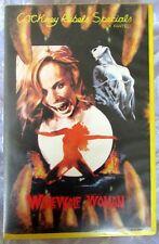 WEREWOLF WOMAN COCKNEY REBELS SPECIAL PRE CERT VIDEO BIG BOX VHS DPP SECTION 3
