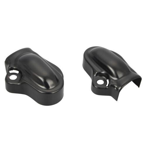 Black Rear Axle Cover For Harley VRSC V-Rod 2002-2017 11 12 13 14 Muscle VRSCF