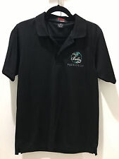 Men's Otto (Bella Equestrian) Polo Golf Shirt (Size S) - Black - Cool Comfort