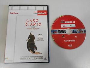 CARO-DIARIO-QUERIDO-DIARIO-NANNI-MORETTI-DVD-SLIM-ESPANOL-ITALIANO