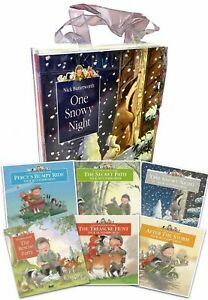Percy-the-Park-Keeper-Collection-6-Books-Set-Nick-Butterworth-Children-Gift-Pack