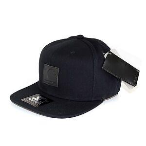 Carhartt-Logo-Motorino-di-avviamento-Berretto-Da-Baseball-unisex-berretto-nero