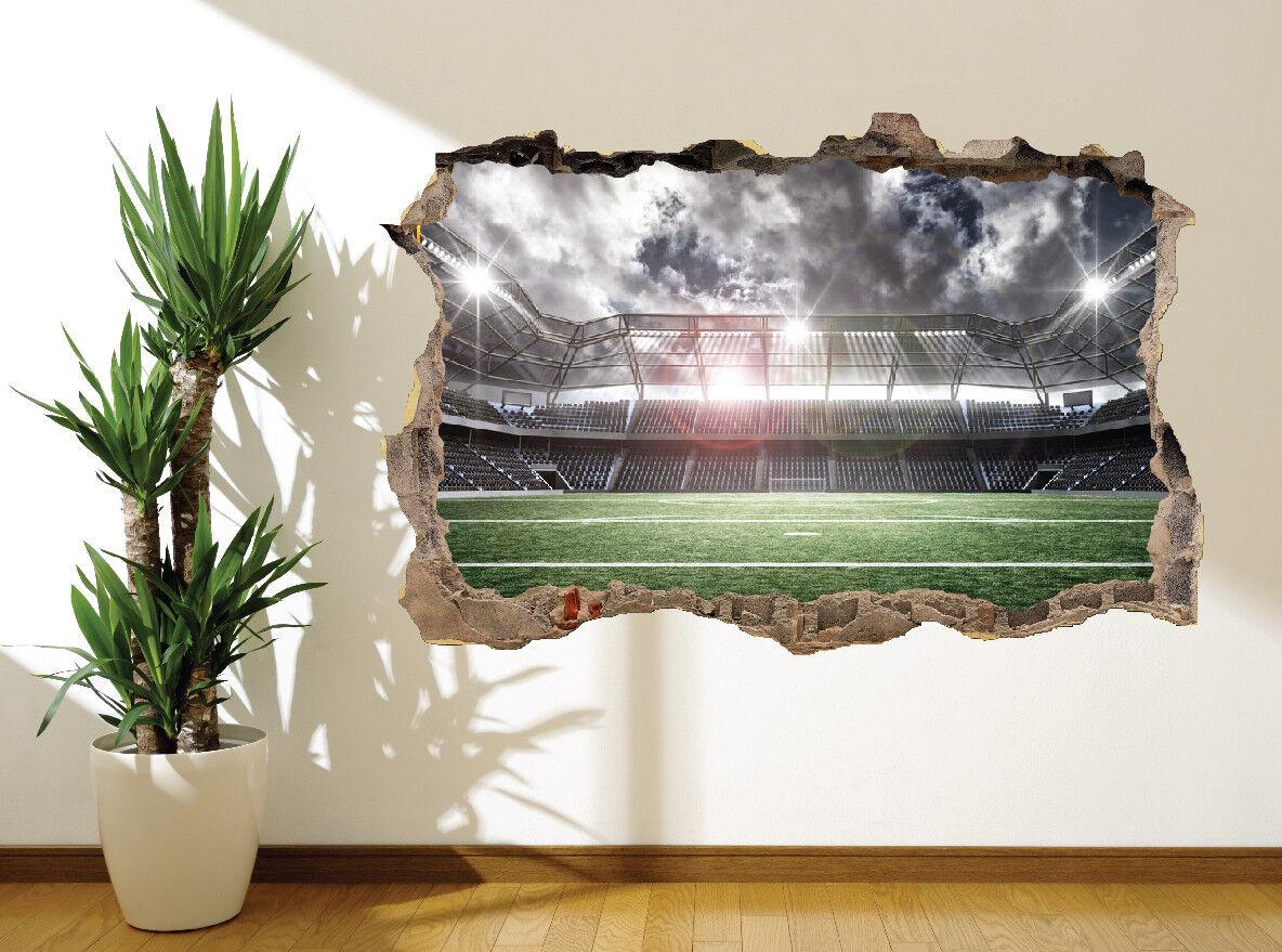 Awesome Photo Stade de Football  s Garçons Garçons Garçons Chambre Sticker Mural (47088615) | Pratique Et économique  9ffb2b