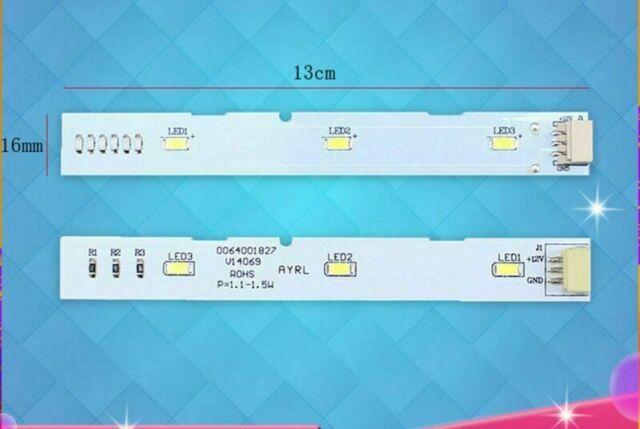 Original Fronttür Kühlschrank LED Lamp Bar Für Haier BCD-575WDBI 0064001827