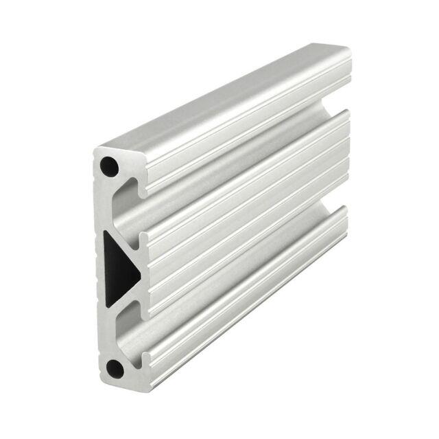 "8020 Inc 10 Series 1"" x 1"" Smooth Single Slot Alum Extrusion 1001-S x 48/"" Long N"