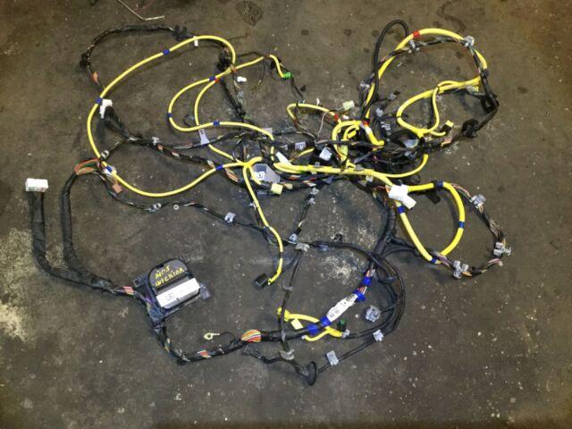 2006 2007 2008 2009 2011 Kia Rio Rio5 Iterior Wire Harness ...