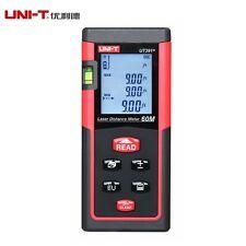 UNI-T UT391+ Digital Multimeter 60m Laser Distance Meters Auto Laser Off LCD