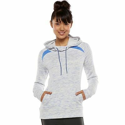 Tek Gear Space-Dye Workout Women's Hoodie - Assorted Color / Size S/M/L/XL
