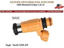 4 GENUINE NiKKi CDH-275 97-00 MITSUBISHI ECLIPSE// GALANT// MONTERO SPORT  2.4L I4