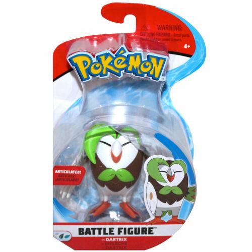 Brand New * Pokemon Battle 3 pouces Figurine Pack Série 2-Dartrix