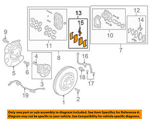 image is loading hyundai-oem-10-15-genesis-coupe-brake-front-