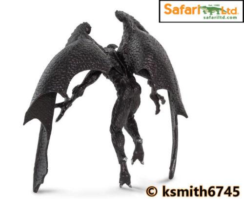 Safari uomo FALENA solido in Plastica Giocattolo Fantasy Mitologica MOSTRO Uomo Animale Nuovo *