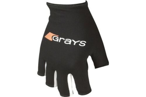 Grays Unisex Skinfit Hockey Gloves Black