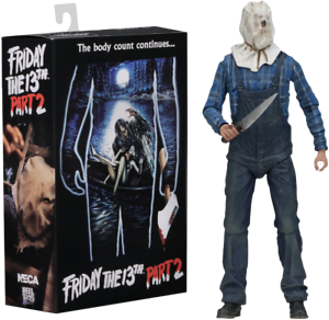 NECA Friday the 13th Part 2 Ultimate Jason Voorhees 7  Action Figure