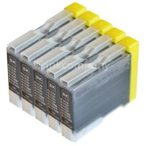 5-Printer-Ink-Cartridges-Compatible-with-Brother-LC970-DCP130C-DCP135C-MFC230C