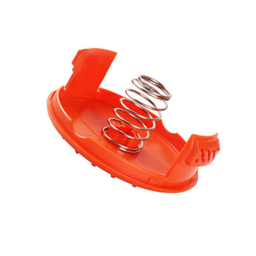 FOR Black And Decker Grass Hog RC-100-P Replacement Spool Cap For AFS Trimmer