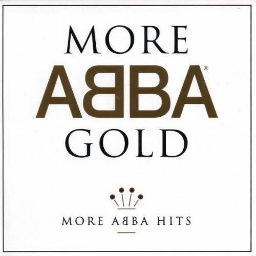 1 of 1 - ABBA - More ABBA Gold: More ABBA Hits - ABBA CD MTVG The Cheap Fast Free Post