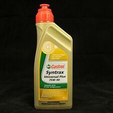 Castrol Syntrax Universal Plus 75W-90 1 Liter Getriebeöl, MB 235.8, API GL4, GL5