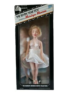 VINTAGE-1982-MARILYN-MONROE-DOLL-16-034-034-THE-SEVEN-YEAR-ITCH-034-New-Open-box