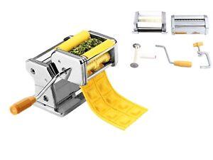Livoo-MEN41-Machine-a-Pates-Inox-Presse-Pate-Machine-a-Pates-Manuelle-61281892